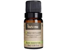 Óleo Essencial Limão Siciliano 10 ml (Via Aroma)