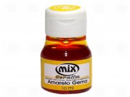 Corante Alimentício Amarelo Gema 10 ml