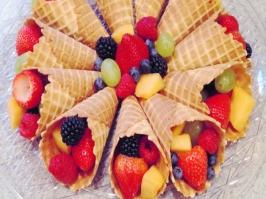 Essência Frutas Confeitadas