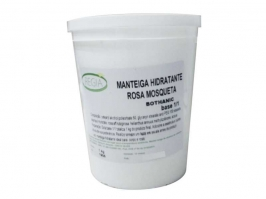 Base Manteiga Hidratante Rosa Mosqueta 1Kg