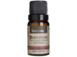 Óleo Essencial Cravo 10 ml (Via Aroma)
