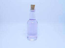 Garrafa de Vidro 50 ml com Rolha
